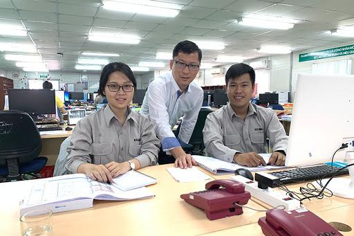 ACT Viet Nam nghiep vu phai cu ky su nhat ban