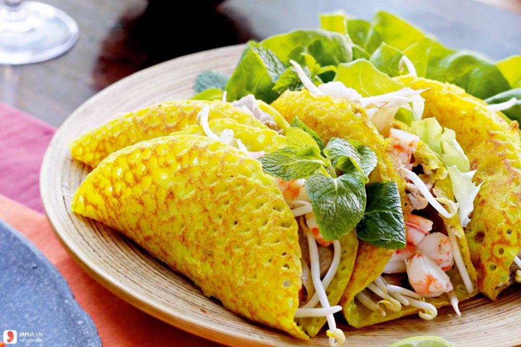 món ăn đặc sản Đà Nẵng-bánh xèo miền trung